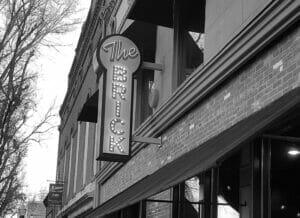 the brick milledgeville restaurant